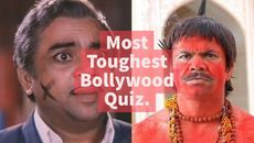 Most Toughest Bollywood Quiz You Will Ever Play.